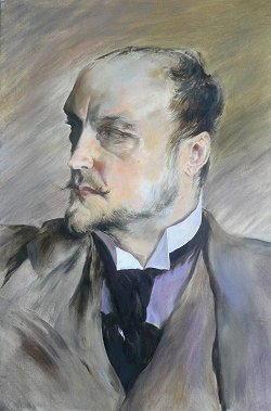 Ritratto di Boldini Giovanni