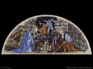 sandro botticelli Nascita di Cristo