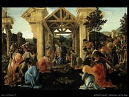 botticelli re magi