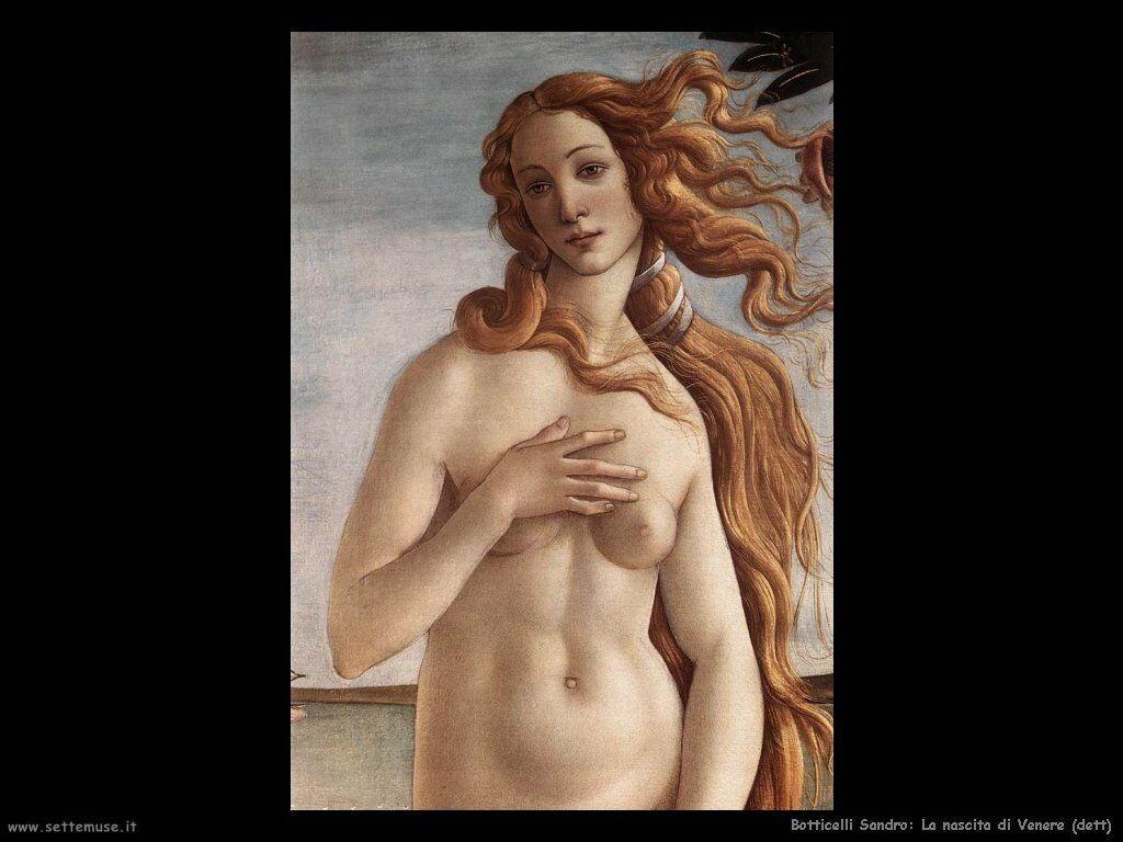 sandro botticelli nascita di venere 588