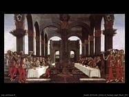 Sandro Botticelli Storia di Nastagio degli Onesti (4)