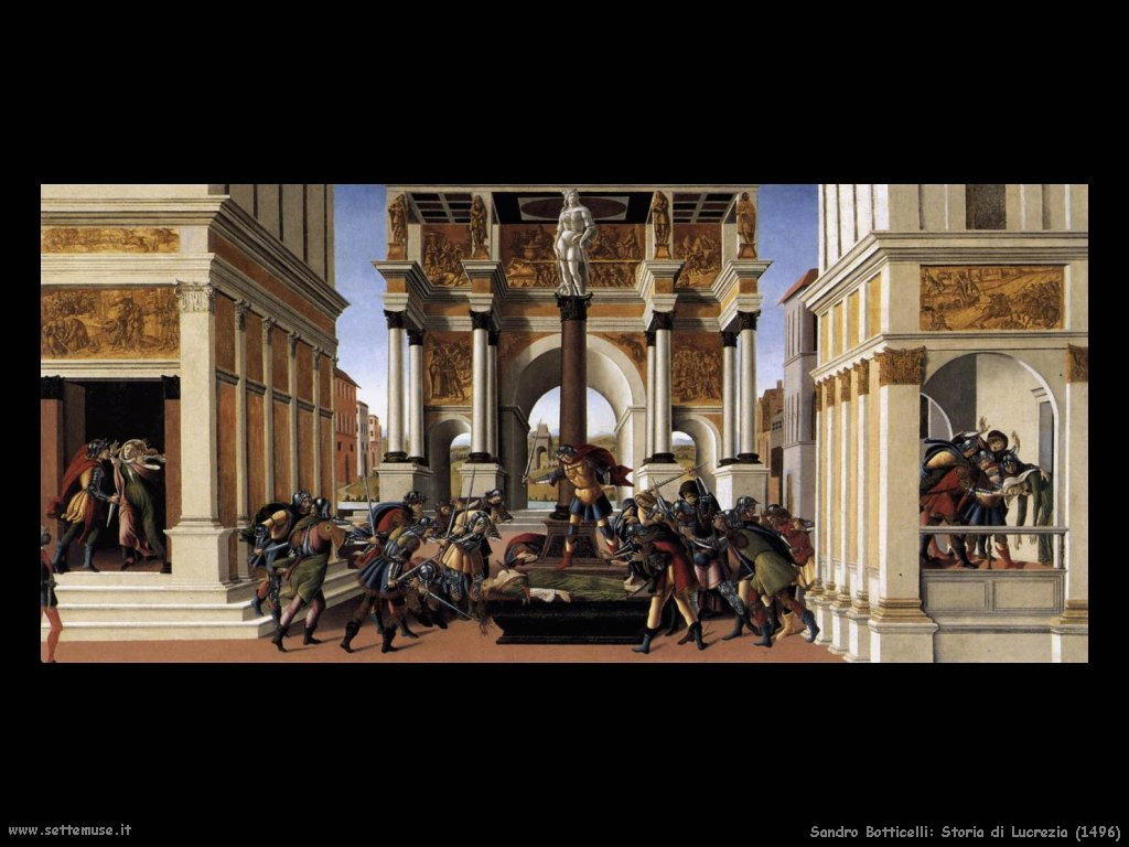 sandro_botticelil  storia_di_lucrezia_1496