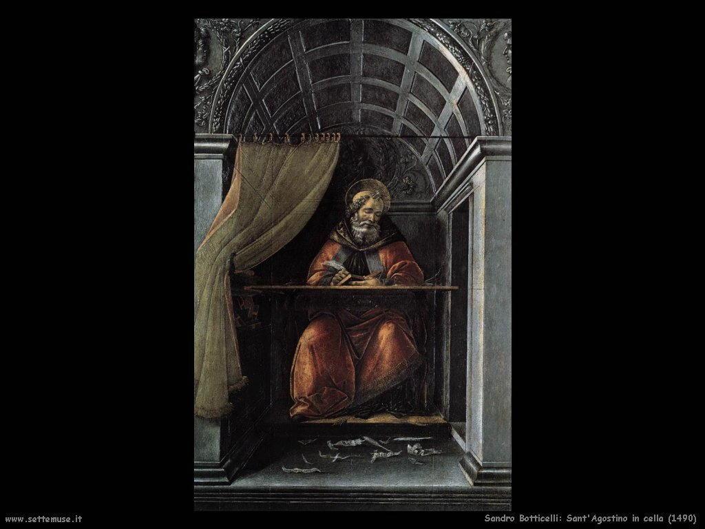 Sant'Agostino in cella (1490)