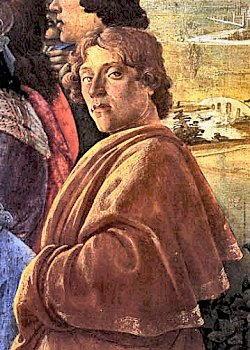 Ritratto di Sandro Botticell
