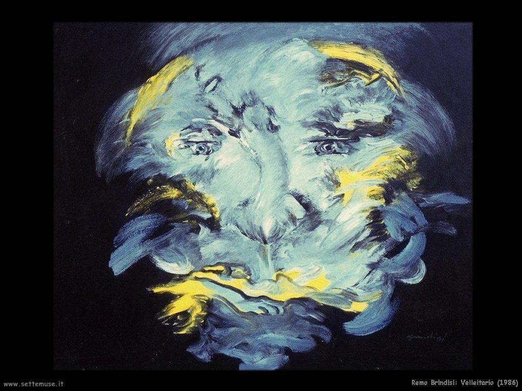 remo brindisi Velleitario (1986)