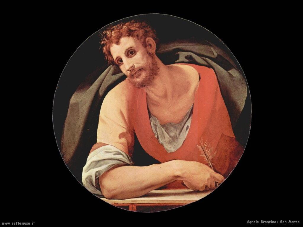 agnolo bronzino San Marco