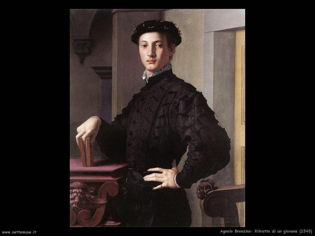 Ritratto di un giovane (1540)