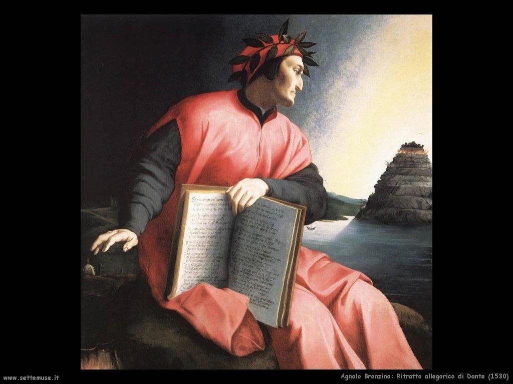 Ritratto allegorico di Dante Alighieri (1530)