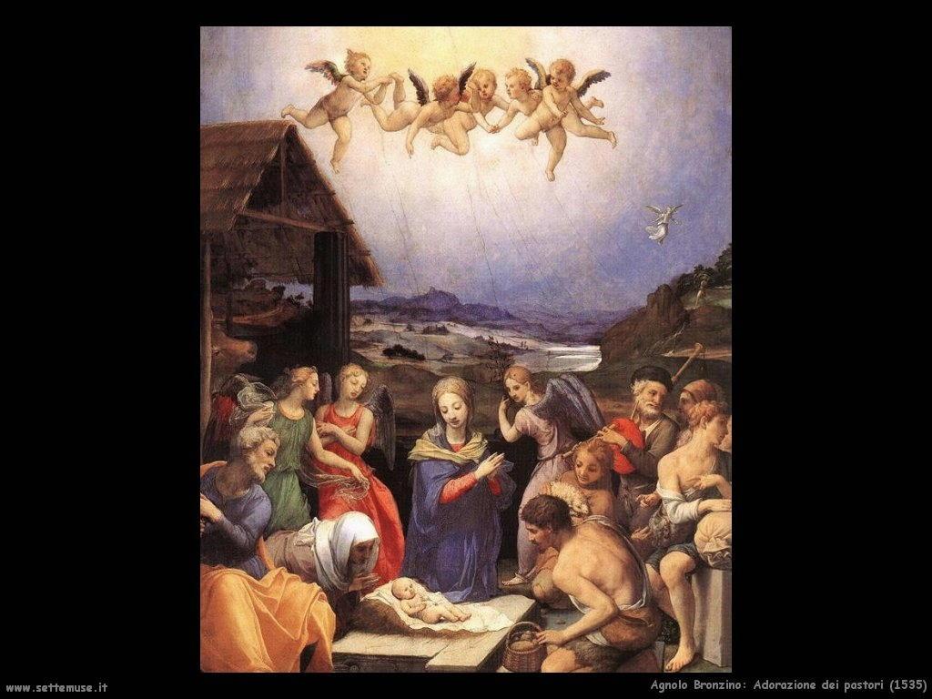Adorazione dei pastori (1535)