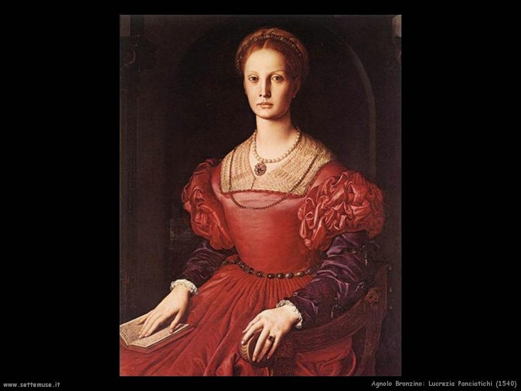 Lucrezia Panciatichi (1540)