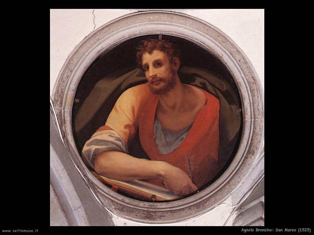 agnolo bronzino San Marco (1525)