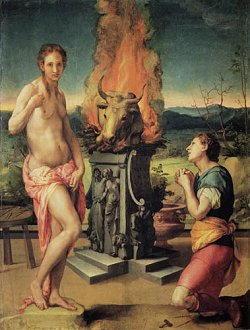 Pittura di Agnolo di Cosimo di Mariano