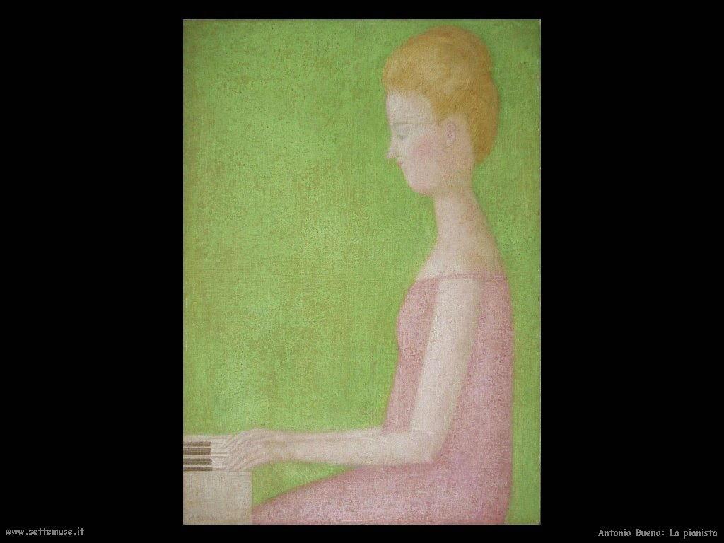 antonio bueno La pianista