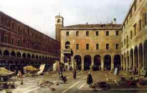 Dipinto di G.Antonio Canal detto Canaletto