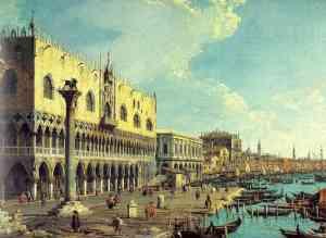 Pittura di G.Antonio Canal detto Canaletto