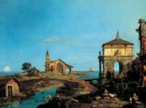 Opera di G.Antonio Canal detto Canaletto