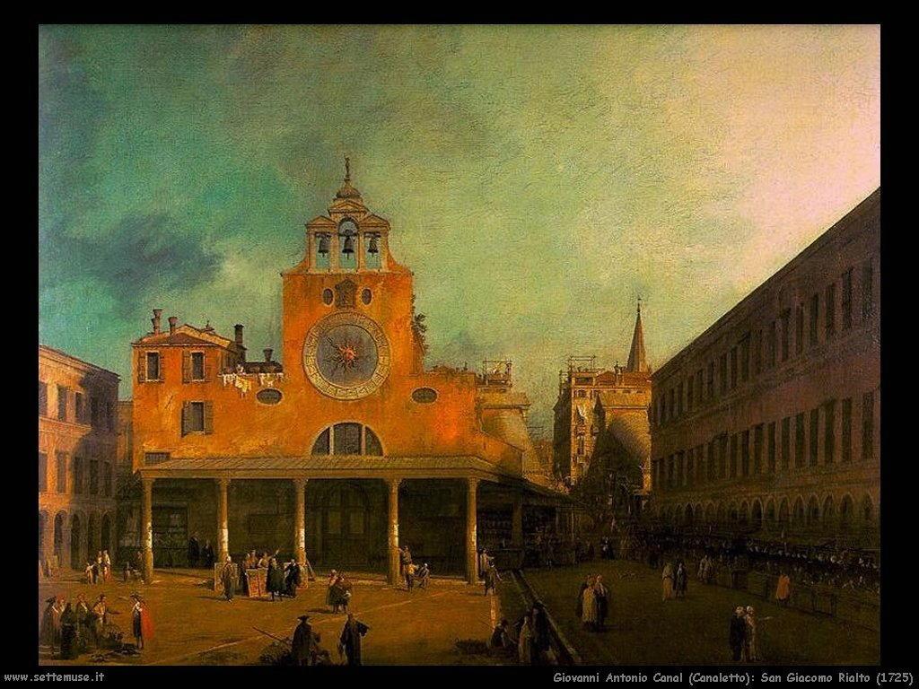 G.Antonio Canal detto Canaletto_san_giacomo_rialto_1725