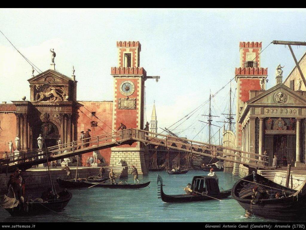 Arsenale di Venezia (1732)