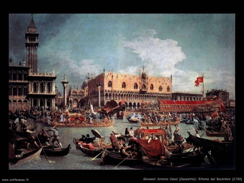 Ritorno del Bucintoro (1730)