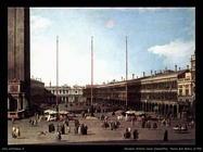 G.Antonio Canal detto Canaletto Piazza San Marco - Venezia (1735)