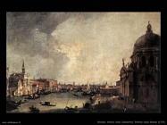 G.Antonio Canal detto Canaletto Entrata del Canal Grande (1725)