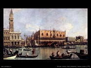 Venezia palazzo Ducale (1755)