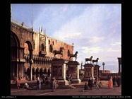 Cavalli di piazza San Marco (1743)