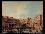 Ponte di Rialto Venezia (1727)