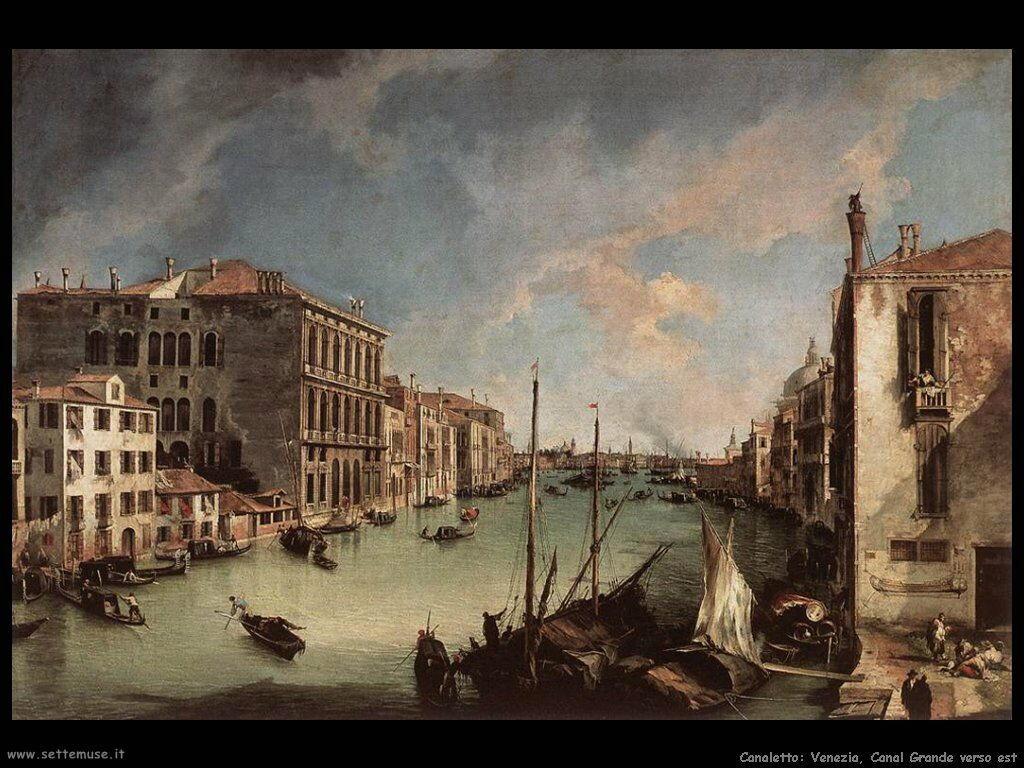 canaletto canal_grande_verso_est