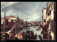 canaletto canal_grande_e_ponte_di_rialto