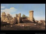 canaletto warwick_castle_lato_est