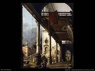 veduta prospettica con portico (1765)