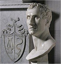 Busto di Antonio Canova