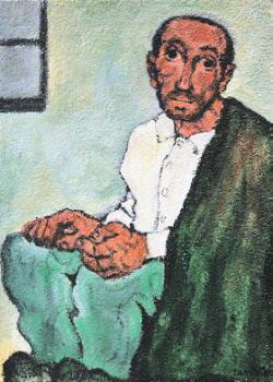 Dipinto di Domenico Cantatore