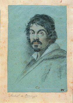 Ritratto di Michelangelo Merisi detto Caravaggio