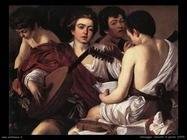 Caravaggio Michelangelo Merisi biografia e opere
