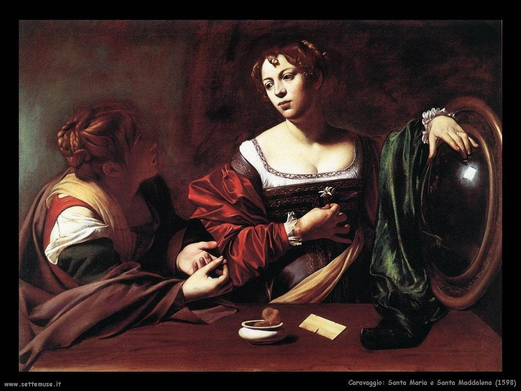 account of the life and works of michelangelo merisi da caravaggio John the baptist (caravaggio) dangerous to interpret an artist's works in terms of his life is an oil painting by michelangelo merisi da caravaggio.
