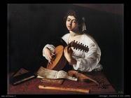 Suonatore di liuto (1600)