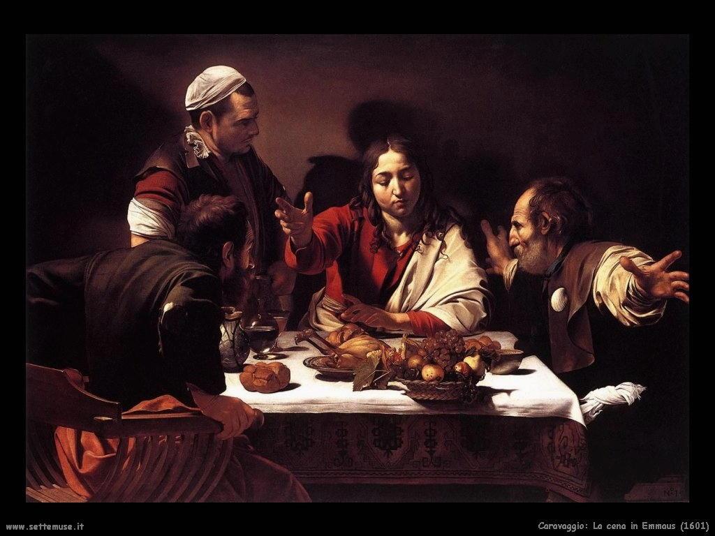 caravaggio cena_in_emmaus_1601
