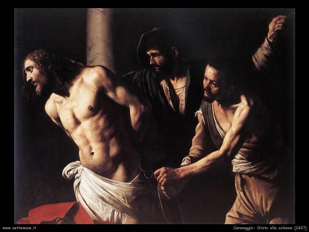 Cristo alla colonna (1607)