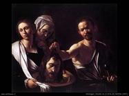 Salomè con la testa del Battista (1607)