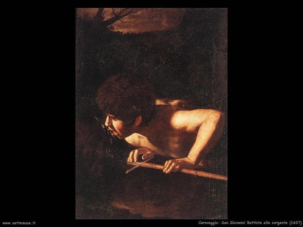 Caravaggi 1607