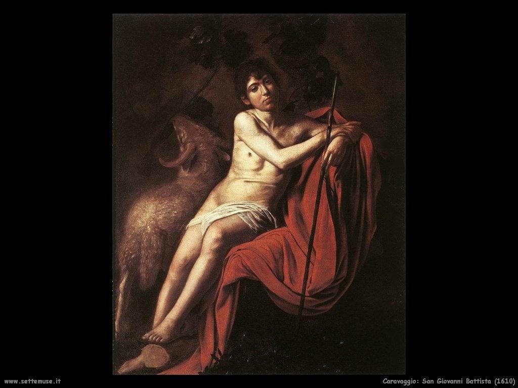 Caravaggio  1610