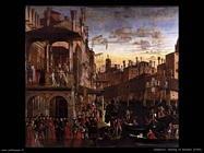 carpaccio Healing of madman (1496)