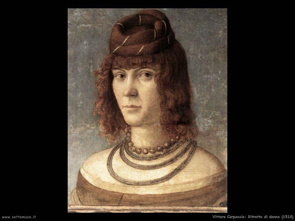 Ritratto di donna (1510)