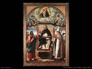 San Tommaso in gloria (1507)