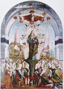 Pittura di Vittore Carpaccio