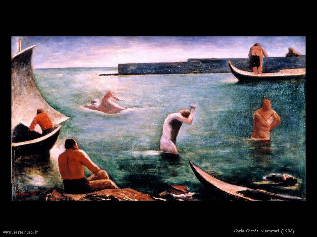 Nuotatori (1932)