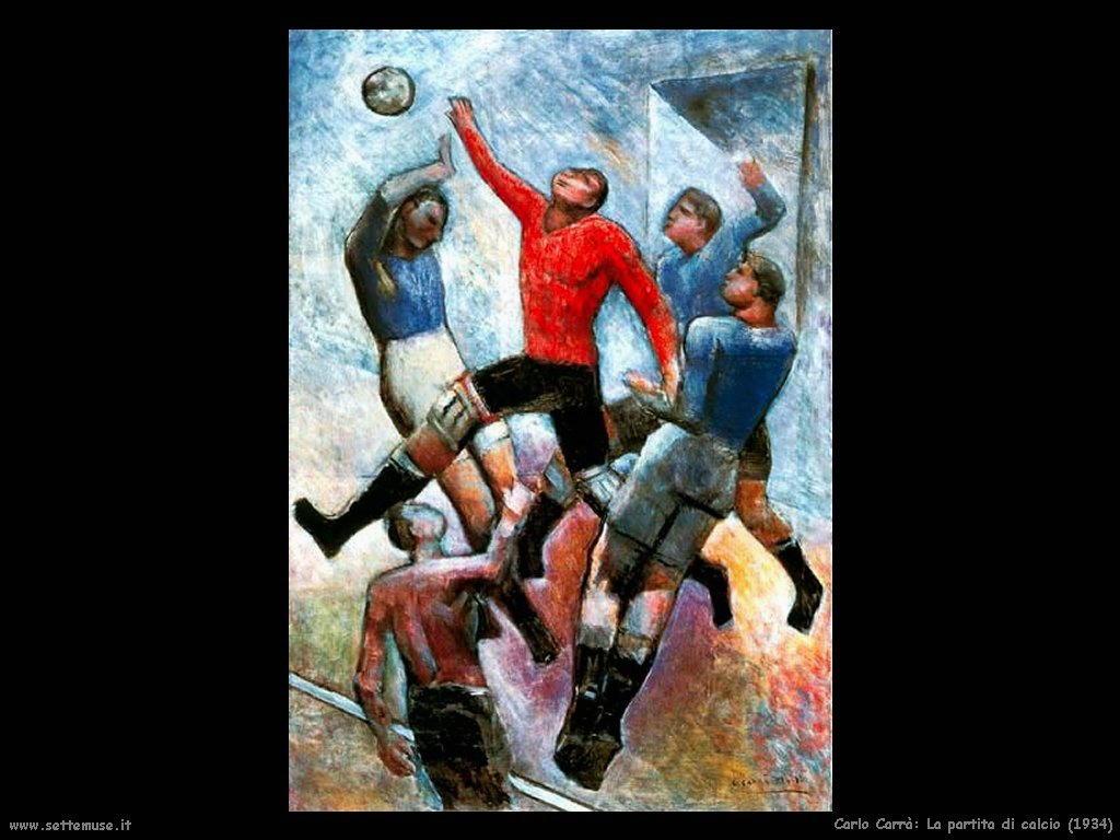 Partita di calcio (1934)