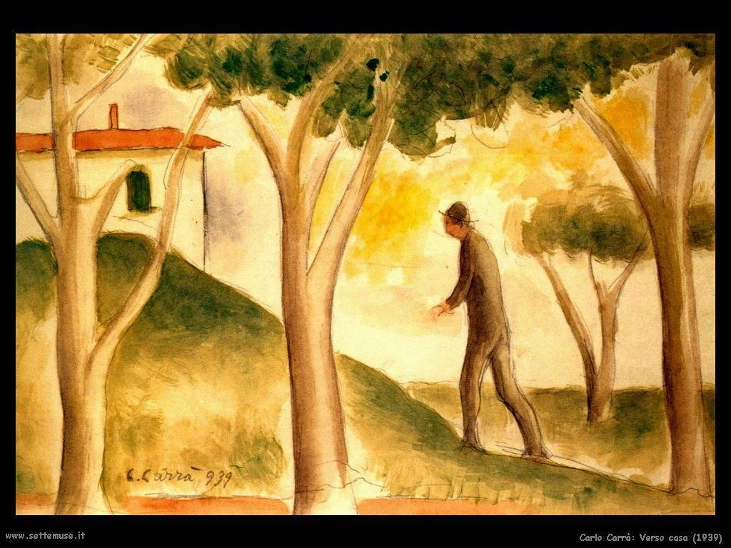 Verso casa (1939)